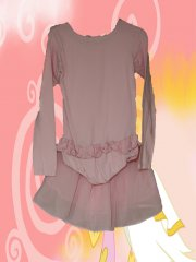 Balettkleidchen Rosa