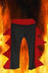 Flammenhose