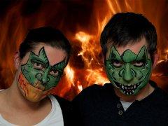 Drachenpaar by CooltPainting
