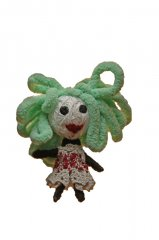 Voodoo Dolls - Green Haired